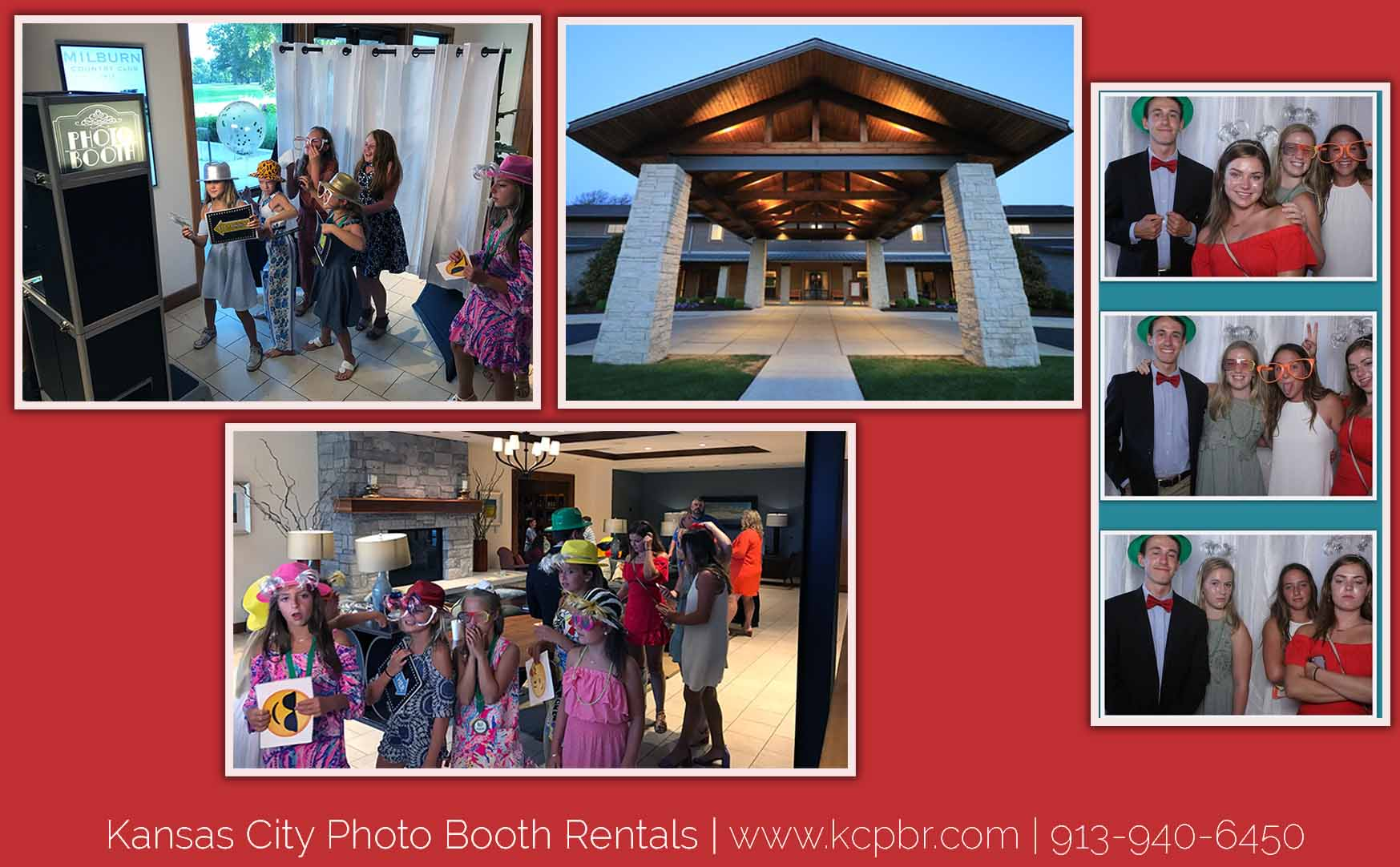 Kansas City Classic Photo Booth Rentals